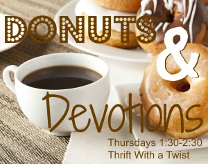 Donuts and Devotions